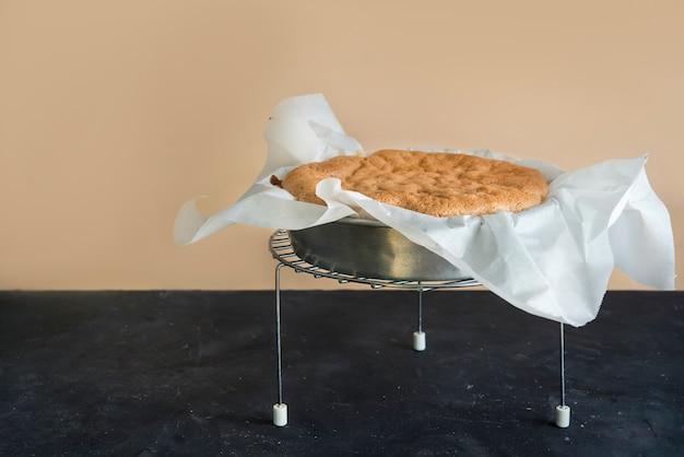ジェノバケーキはイタリアのスポンジケーキです。