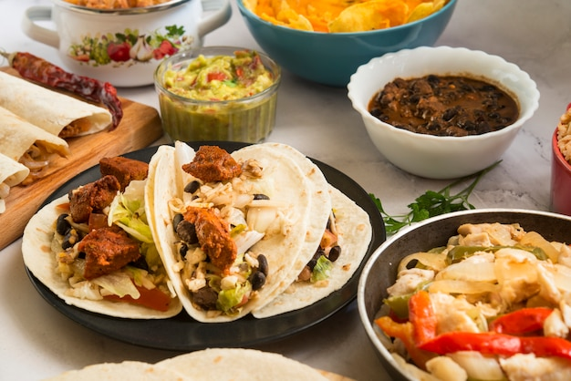 Мексиканская еда