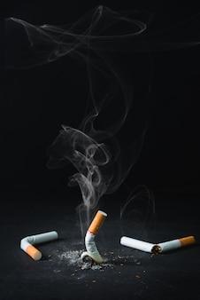 Концептуальный всемирный день без табака
