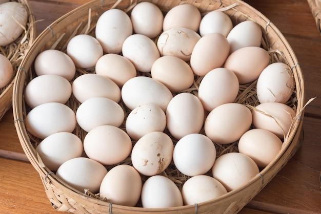 アヒルの卵