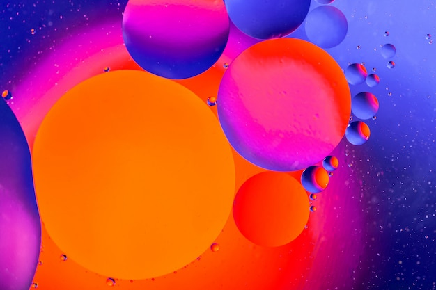 細胞膜の科学的な抽象的な背景。