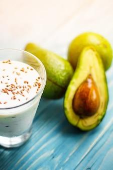 健康食品。食事の朝食または軽食。