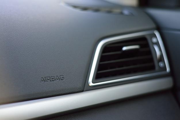 車のエアバッグアイコン