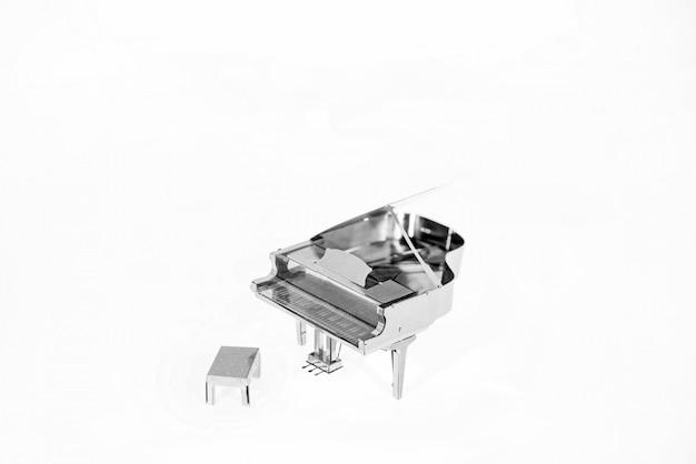 Абстрактное фото музыки. фортепиано джазовая музыка.