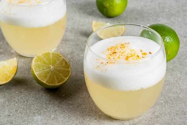 チリの伝統的なアルコール飲料