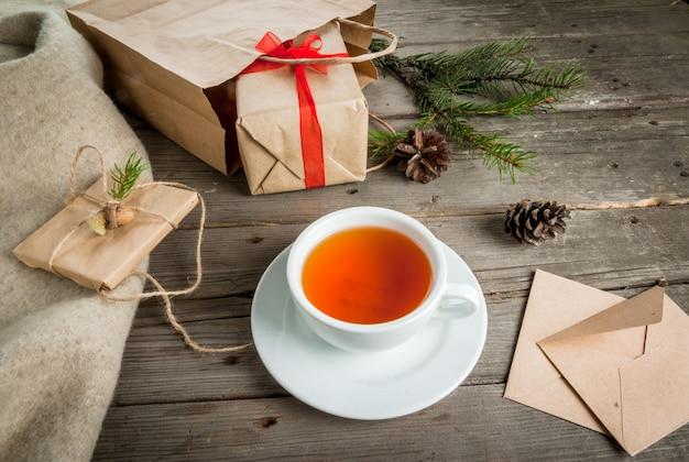 クリスマスプレゼントと手紙