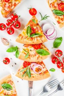 チーズピザマルガリータ