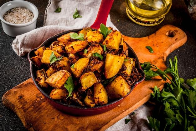インド料理、ボンベイポテト