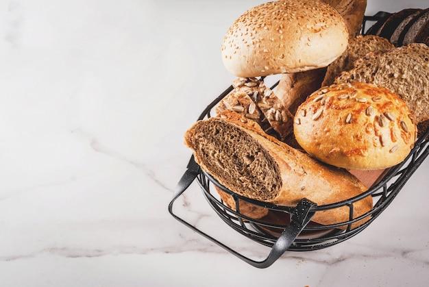 Разновидность домашнего хлеба