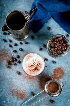 アイリッシュコーヒーカクテル