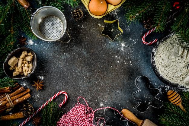 Рождественская выпечка