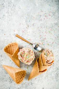 Съедобное сырое тесто для печенья