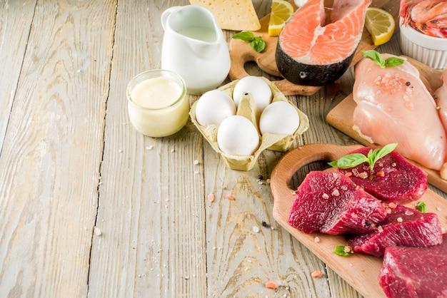 動物性タンパク質源