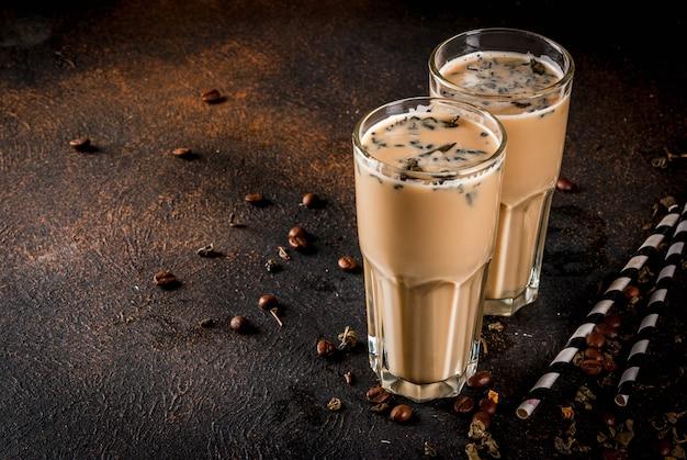 アジアの伝統的な飲み物ユン・ヨン
