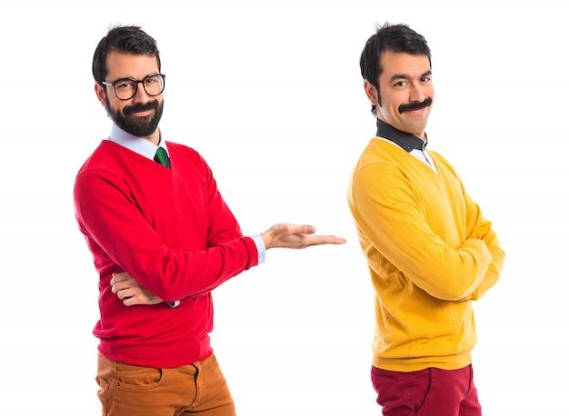 双子の兄弟