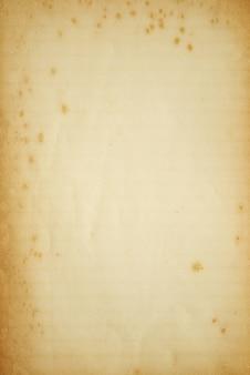 古い紙のテクスチャの背景