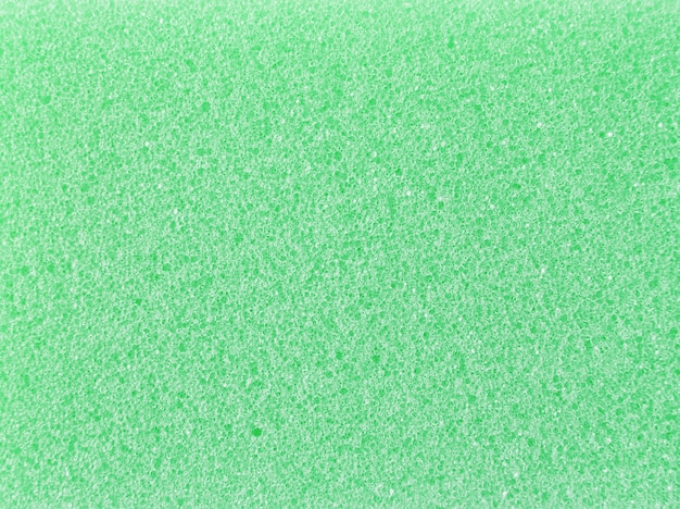 Абстрактная зеленая текстура губки для фона