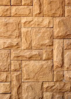 レンガの壁の質感