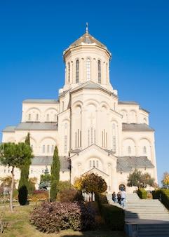 トビリシの聖三位一体大聖堂