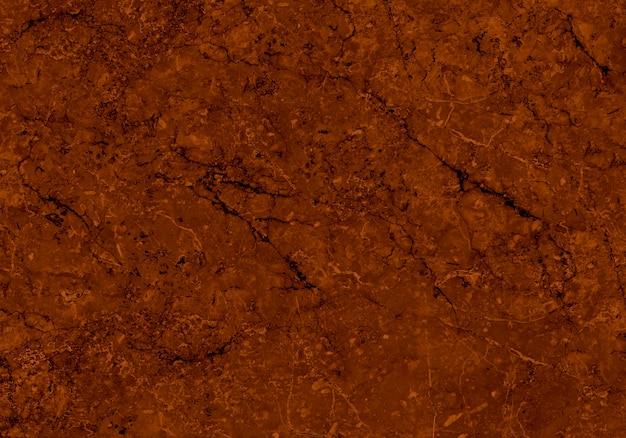 赤い大理石、天然石の模様