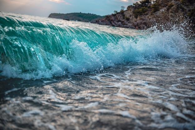 ギリシャの砂浜