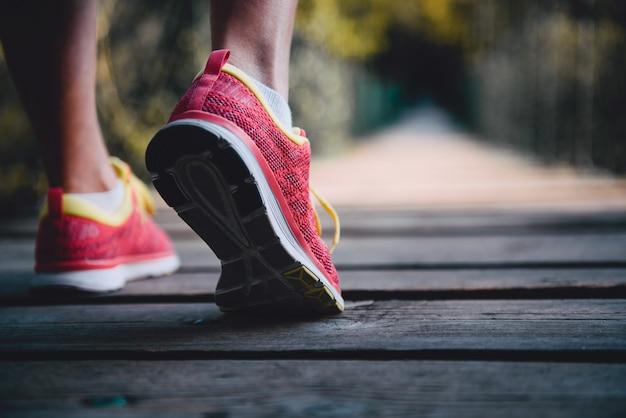 Обувь для бегунов