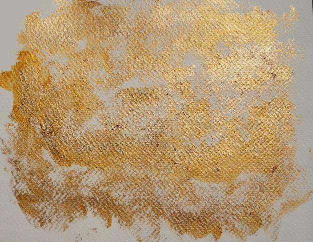 ゴールドアクリルの背景