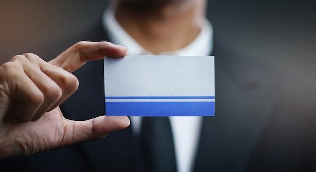 アルタイ共和国の旗の実業家保有カード