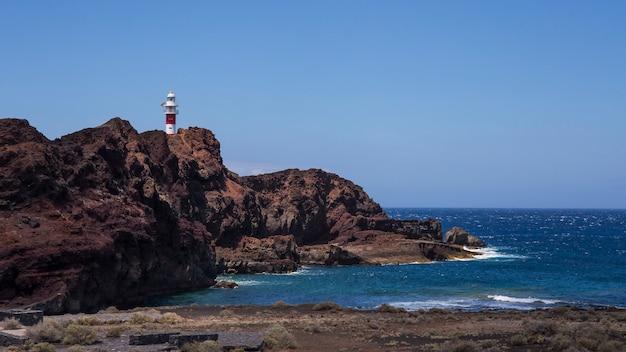 テネリフェ島のテノ灯台。