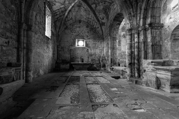 サンタ・マリア・デ・リオセコ修道院。ブルゴス。