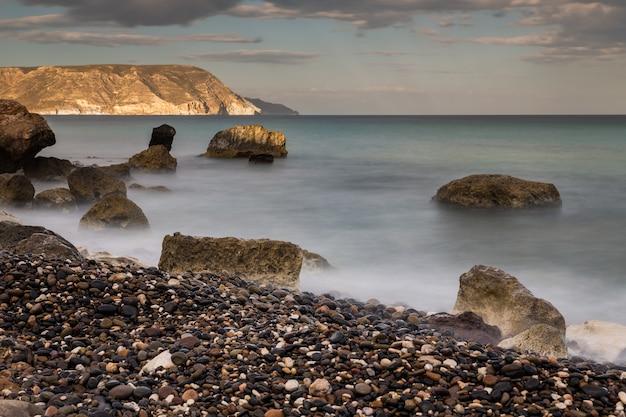 カーラデルクエルボ。アルメリアのガボ岬。スペイン。
