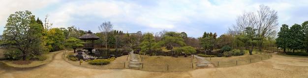 好古園の風景