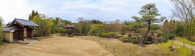 Коко-ан садовый пейзаж