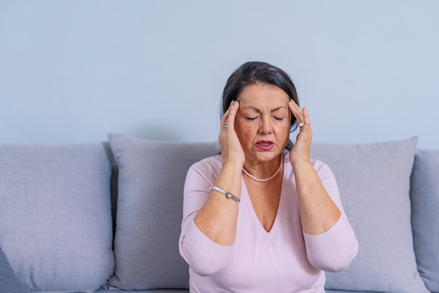 朝の片頭痛は私の最大の問題です