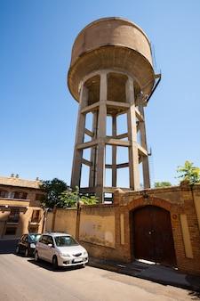 Водонапорная башня в уэске