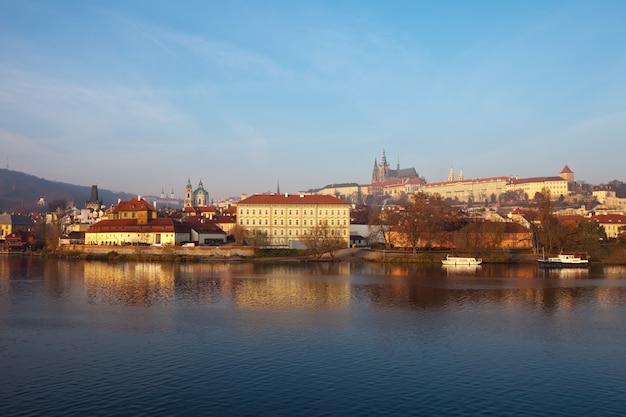 プラハの景色