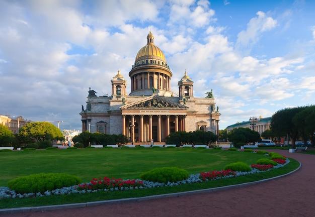 サンクトペテルブルクの聖イサク大聖堂