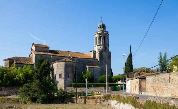 バニョールの教会