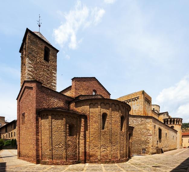 Кафедральный собор санта-мария-де-ургелл