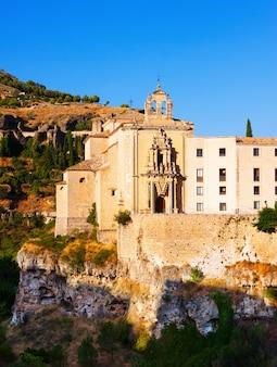 セントポールの修道院。クエンカ、スペイン