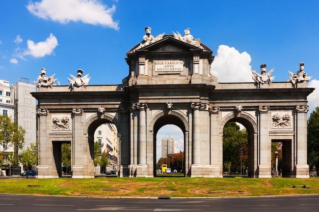 トレドの門。マドリッド、スペイン