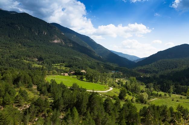Горы пейзаж