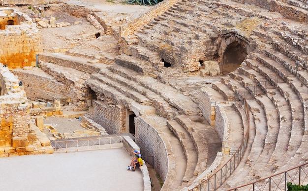 タラゴナのローマ円形劇場