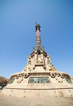 クリストファーコロンブス像