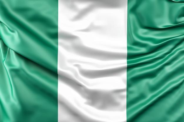 ナイジェリアの国旗