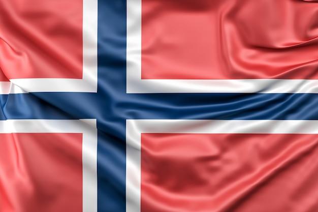 ノルウェーの国旗