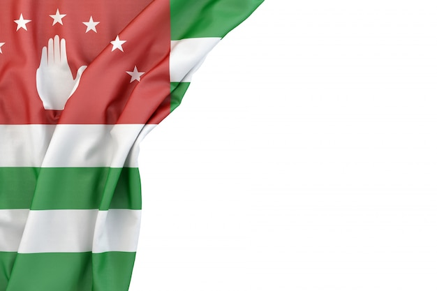 アブハジアの旗