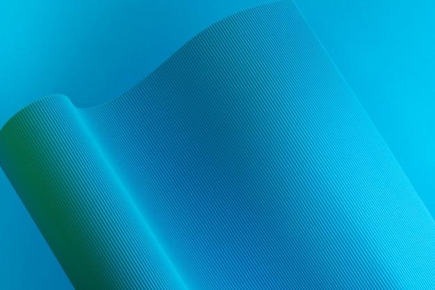 Абстрактный фон листов цветной бумаги