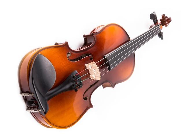 Скрипка изолирована