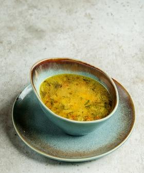 ハーブ入り野菜スープ